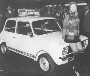 l 39 actu de la mini classique mais pas seulement mini clubman mini 1275 gt 1969 1980. Black Bedroom Furniture Sets. Home Design Ideas