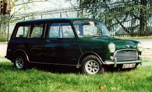 Mini Estate MKII