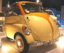 Bubble Car Iso Isetta