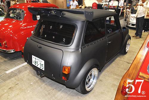 l 39 actu de la mini classique mais pas seulement la grande aventure de la mini au japon. Black Bedroom Furniture Sets. Home Design Ideas